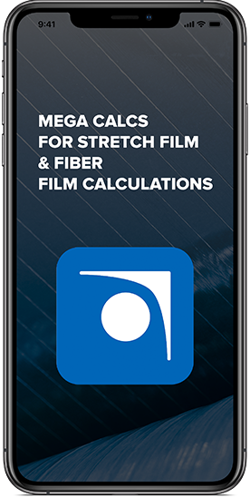 mega calcs for strech fiml and fiber film calculations